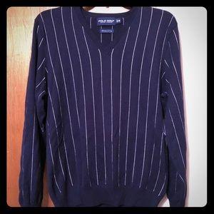 Ralph Lauren Polo Golf sweater (M)